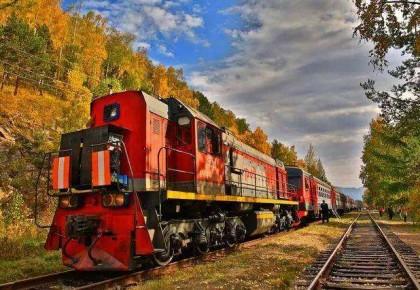 境外旅游,中国年轻人爱上坐火车看风景