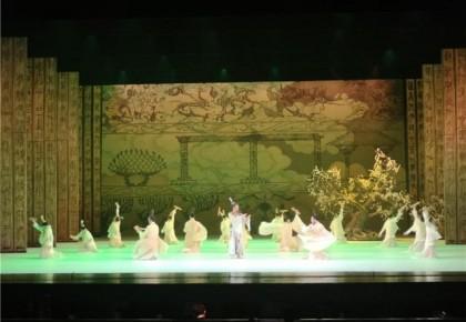 """中國歌劇舞劇院:弘揚優秀傳統文化打造""""中國的文化名片"""""""