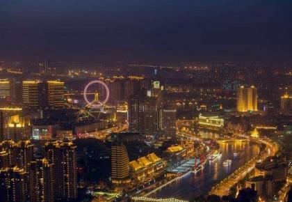 """夜间经济兴起 旅游城市集中打造""""不夜城"""""""