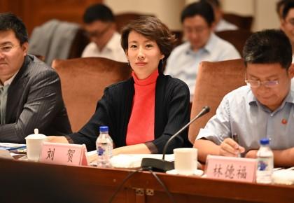 两岸企业家进吉林丨专访刘贺——北京阿特斯投资有限公司董事长