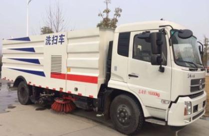 """长春市环卫作业进入""""机械化新时代"""",道路机械化清扫率已达85%"""