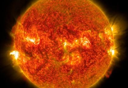 """草原""""天眼""""在太阳耀斑爆发前兆研究中取得最新成果"""