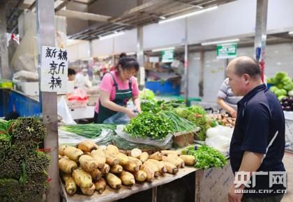 """2019上半年农业农村经济""""成绩单""""出炉 农民人均可支配收入增长6.6%"""