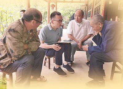 讲述长征故事 见证信仰力量(壮丽70年·奋斗新时代·记者再走长征路)