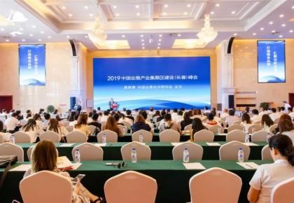 2019中国会展产业集聚区建设 (长春)峰会在长举办