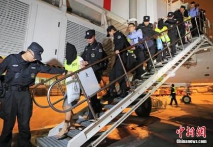 中国警方今年抓获5.1万名电信网络诈骗犯罪嫌疑人
