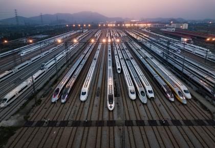 70年数据见证新中国伟大飞跃丨交通、邮政等领域发生巨变 为经济发展注入新动能