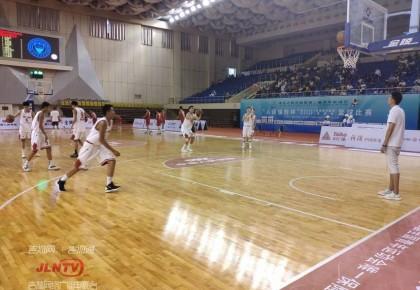 二青会|篮球U16男子社会俱乐部组半决赛 吉林不敌浙江
