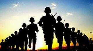 人民军队在新中国发展壮大