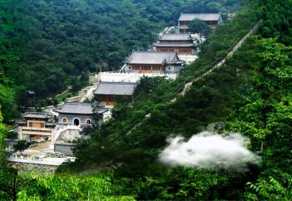 受强降雨影响 北京临时关闭十渡风景区等105家景区