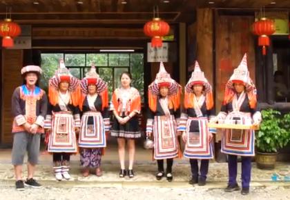 《可爱的中国》:56个民族非遗传承人的故事