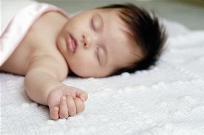 專家:幼兒睡覺打呼嚕需警惕腺樣體肥大