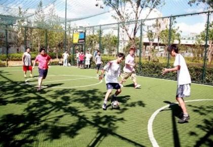 人人参与体育 体育造福人人