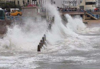 """台风""""利奇马""""登陆 已致6省651万人受灾"""