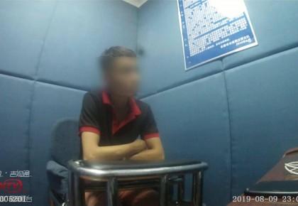 男子为准备科目二考试 半夜无证酒后练车被抓