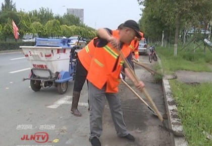 长春市双阳区:上下同心 全力开展灾后自救