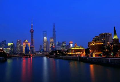 上海:开路先锋再出发