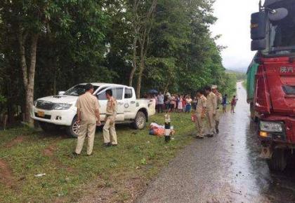 26名在老挝遭遇车祸的中国游客回国 伤者讲述异国他乡感受祖国力量