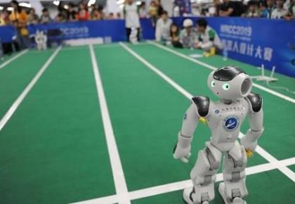 中國機器人產業報告發布,服務機器人規模有望突破22億美元
