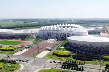 长春新区:长春奥林匹克公园将全面竣工