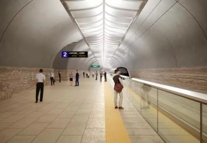 八达岭高铁站即将完工,长城还好吗?