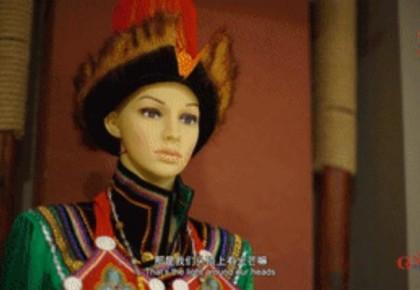 """""""可爱的中国""""之裕固族:把对生活的热爱融入民族服饰里"""