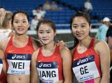 不让须眉!中国女子短跑三人齐进世锦赛半决赛