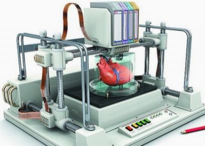 未來學家預測50年后人類生活:器官可以3D打印