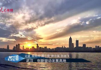 武汉:研发生产我们自己的品牌产品(壮丽70年 奋斗新时代·重温嘱托看变化)