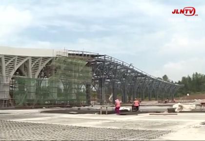 珲乌高速吉林至机场段预计9月末全线通车