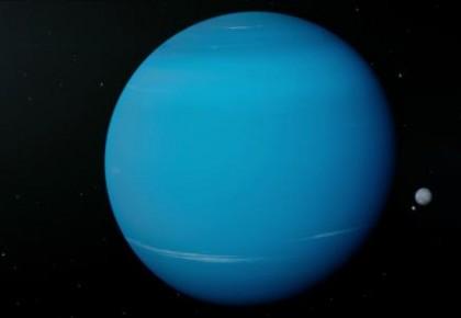 """海王星10日""""冲日"""" 借望远镜可睹这颗神秘星球风采"""