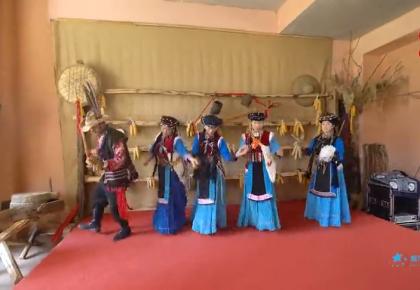 """""""可爱的中国""""之普米族:弹四弦、跳""""搓蹉"""",他们带着民族文化走出了国门"""