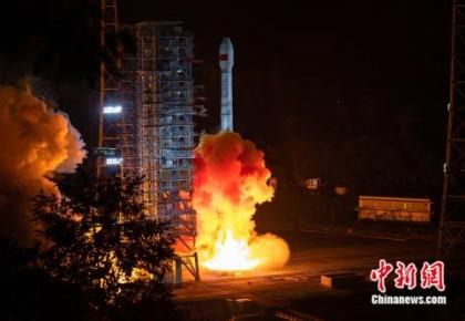 一箭雙星!中國成功發射第47、48顆北斗導航衛星