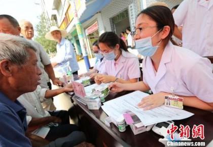 卫健委:2018年中国基层医疗卫生人员达396.5万人