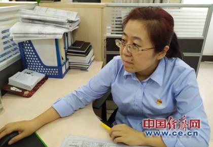 """【中国梦·大国工匠篇】道岔工程师张莉:""""认真""""做出好产品"""