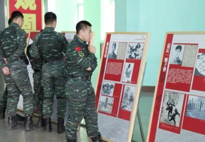 """吉林省博物院举行""""九一八""""纪念活动"""
