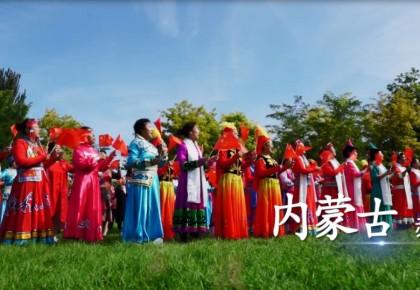 没有共产党就没有新中国!亿万群众唱响心中的赞歌