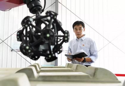 新时代·铁路榜样丨韩祖杰:铁路测绘技术大咖