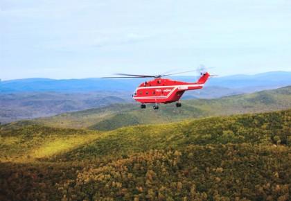 國慶我在崗 | 森林消防局直升機支隊:為祖國守護綠水青山