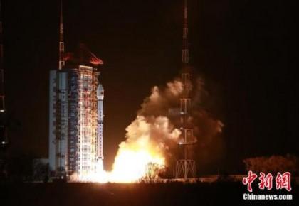 中国成功发射高分十号卫星 主要用于国土普查、防灾减灾等领域