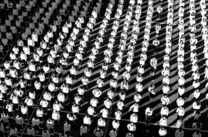 长春大学万余名师生手语表演 创吉尼斯世界纪录