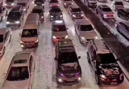 新一輪暴雪馬上到!吉林省最低將跌破零下20度,超兇冷空氣殺來了!