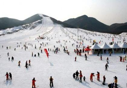 """旅游淡季来了,旅游市场迎温泉+滑雪""""黄金期"""""""