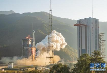 我国成功发射两颗北斗三号全球组网卫星