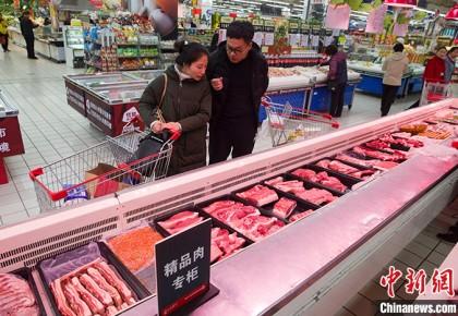 """猪肉价格连续三周回落 业内人士:非""""假摔"""""""