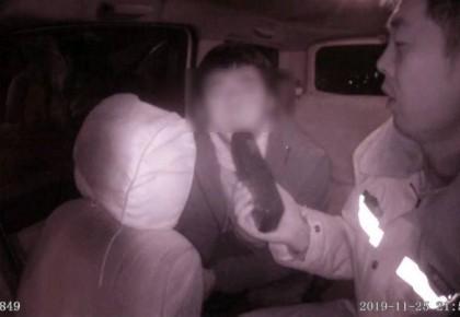 男子深夜聚会畅饮 开车3分钟被抓
