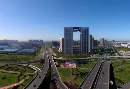 长春新区建成现代公交线网