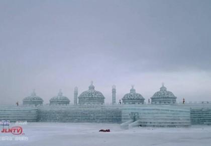关注!查干湖今冬第一网鱼预计13日出水