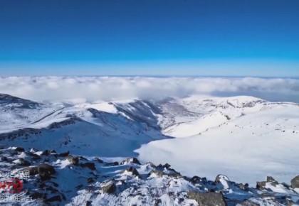关于冰雪的想象 在吉林都能找到!
