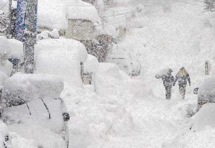 """暴雪来了!冷空气""""独宠""""吉林!38个预警!"""